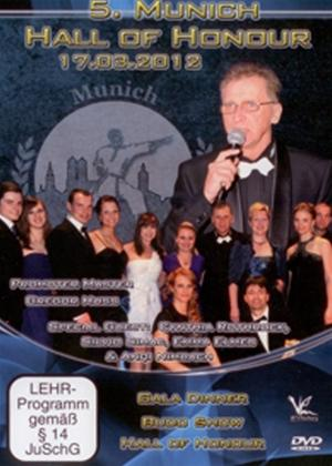 Rent 5th Munich Hall of Honour: Gala Dinner, Budo Show and Hall of Honour Online DVD Rental