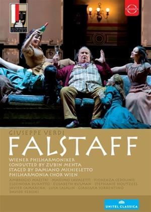 Rent Falstaff: Salzburg Festival (Mehta) Online DVD Rental