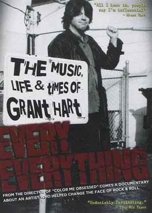 Rent Every Everything: The Music, Life and Times of Grant Hart Online DVD Rental