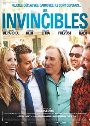 Rent Les Invincibles Online DVD Rental