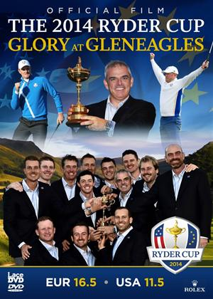 Rent Ryder Cup: 2014: Official Film: 40th Ryder Cup Online DVD Rental