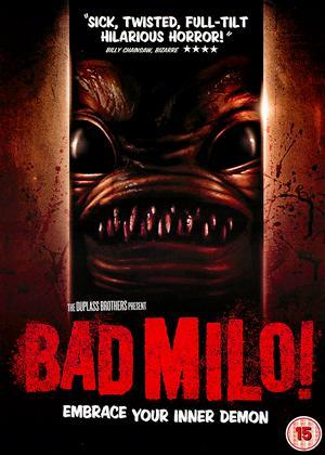 Rent Bad Milo! Online DVD Rental