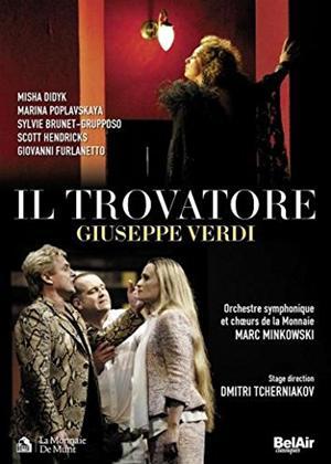 Rent Il Trovatore: La Monnaie Online DVD Rental