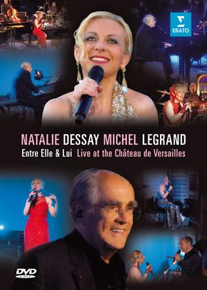 Rent Natalie Dessay and Michel Legrand: Live at the Châteu de Versailles Online DVD Rental