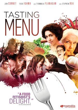 Rent Tasting Menu (aka Menú degustació) Online DVD Rental