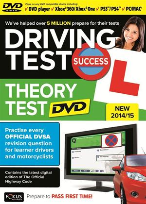 Rent Driving Test Success: 2014: Theory Online DVD Rental