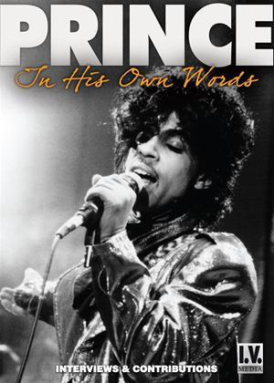 Rent Prince: In His Own Words Online DVD Rental