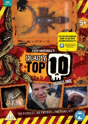 Rent Deadly 60: Series 1 Online DVD Rental