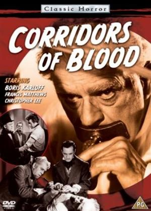 Rent Corridors of Blood Online DVD Rental