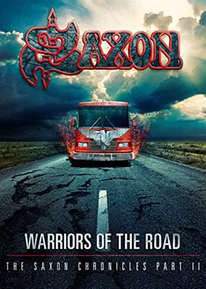 Rent Saxon: Warriors of the Road: The Saxon Chronicles Part II Online DVD Rental