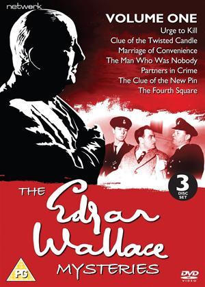 Rent Edgar Wallace Mysteries: Vol.1 Online DVD Rental