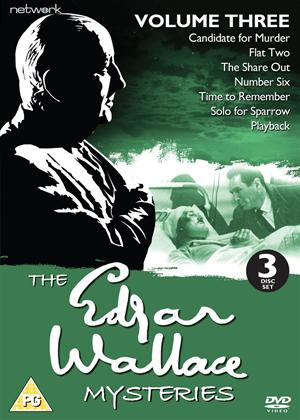 Rent Edgar Wallace Mysteries: Vol.3 Online DVD Rental