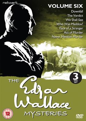 Rent Edgar Wallace Mysteries: Vol.6 Online DVD Rental