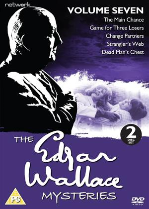 Rent Edgar Wallace Mysteries: Vol.7 Online DVD Rental