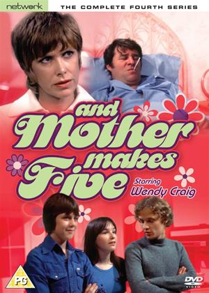 Rent And Mother Makes Five: Series 4 Online DVD Rental