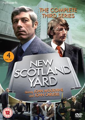 Rent New Scotland Yard: Series 3 Online DVD Rental
