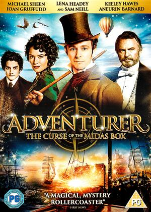 Rent The Adventurer: The Curse of the Midas Box Online DVD Rental