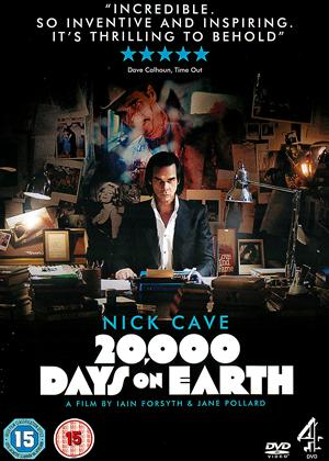 20,000 Days on Earth Online DVD Rental
