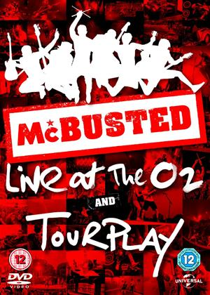Rent McBusted: Live at the O2 / Tour Play Online DVD Rental