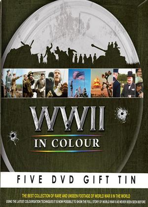 Rent WWII in Colour: Commemoration Online DVD Rental