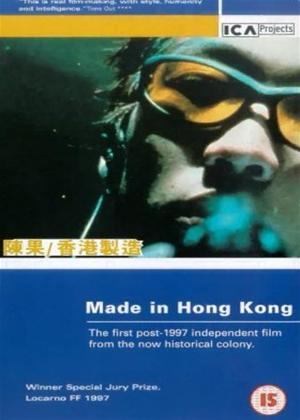 Rent Made in Hong Kong (aka Heung Gong jai jo) Online DVD Rental