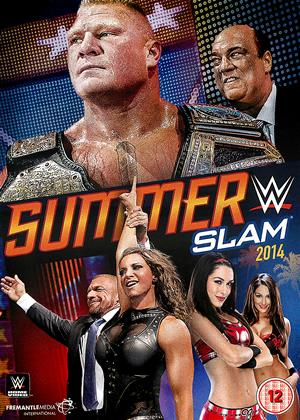 Rent WWE: SummerSlam 2014 Online DVD Rental