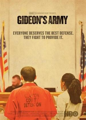 Rent Gideon's Army Online DVD Rental