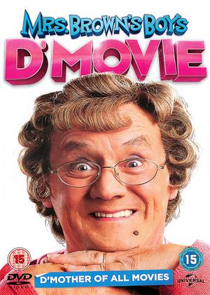 Mrs. Brown's Boys D'Movie Online DVD Rental