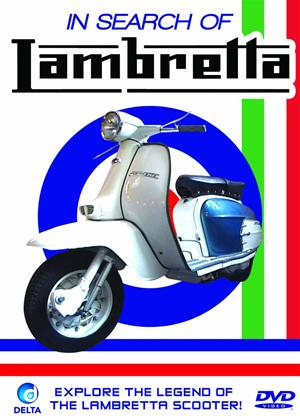Rent In Search of Lambretta: Lambretta Scooters Online DVD & Blu-ray Rental