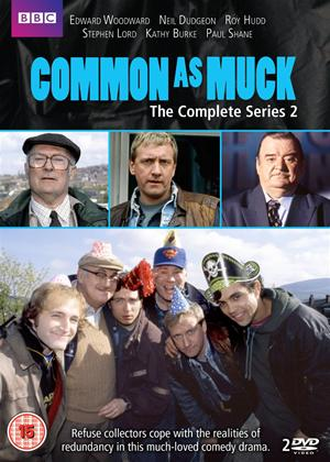 Rent Common as Muck: Series 2 Online DVD Rental