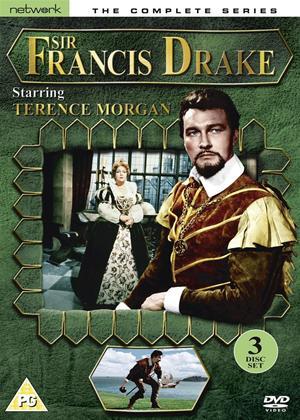 Rent Sir Francis Drake: The Complete Series Online DVD Rental