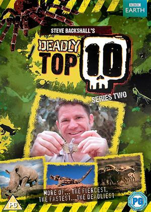 Rent Steve Backshall's Deadly Top 10: Series 2 Online DVD Rental