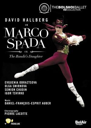 Rent Marco Spada: The Bolshoi Ballet Online DVD Rental