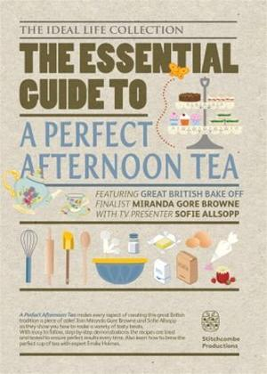 Rent The Essential Guide to a Perfect Afternoon Tea Online DVD Rental