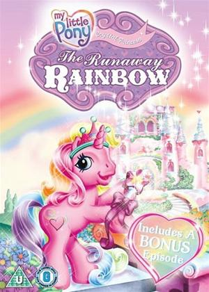 Rent My Little Pony: The Runaway Rainbow Online DVD Rental