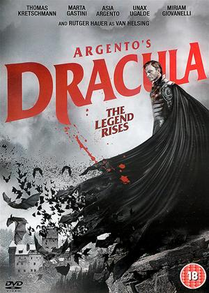 Dracula 3D Online DVD Rental