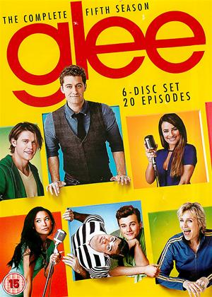 Rent Glee: Series 5 Online DVD Rental