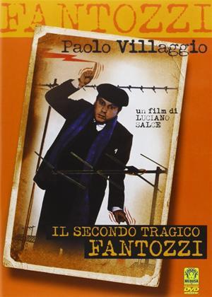 Rent Il Secondo Tragico Fantozzi Online DVD Rental