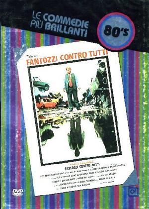 Rent Fantozzi Against the Wind (aka Fantozzi contro tutti) Online DVD Rental