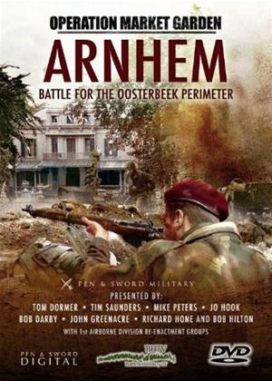 Rent Operation Market Garden: Arnhem: Battle of the Oosterbeek Perimeter Online DVD Rental