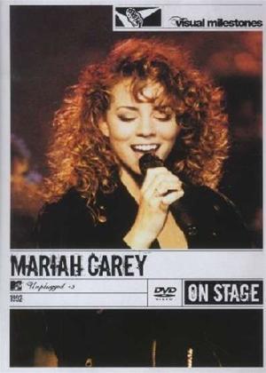 Rent Mariah Carey: Unplugged 3 Online DVD Rental