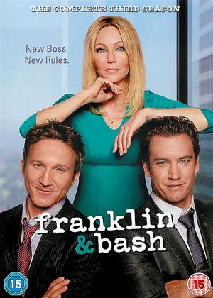 Rent Franklin and Bash: Series 3 Online DVD Rental