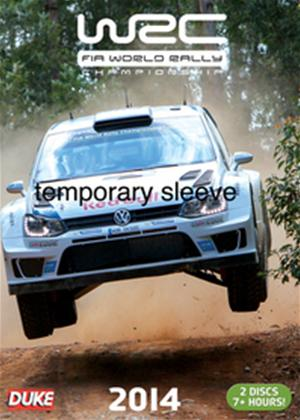 Rent FIA World Rally Championship: 2014: Official Review Online DVD Rental