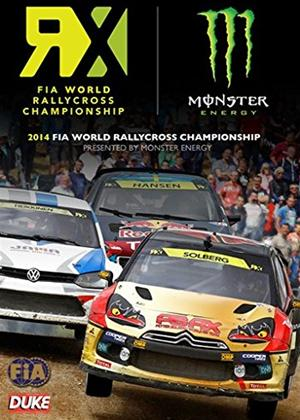 Rent FIA World Rallycross Championship: 2014: Official Review Online DVD & Blu-ray Rental