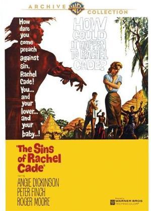 Rent The Sins of Rachel Cade Online DVD Rental