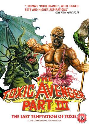 Rent The Toxic Avenger: Part 3 Online DVD Rental