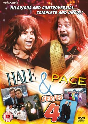 Rent Hale and Pace: Series 4 Online DVD Rental