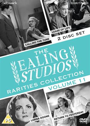 Rent Ealing Studios Rarities Collection: Vol.11 (aka Calling the Tune/Lease of Life/Lorna Doone/Return to Yesterday) Online DVD Rental