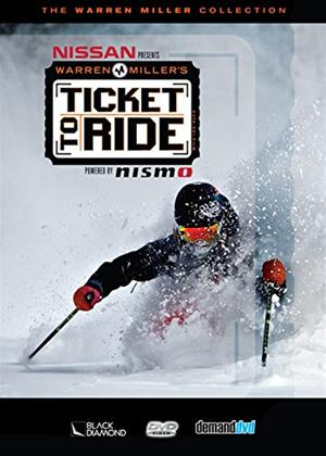 Rent Warren Miller's Ticket to Ride Online DVD Rental