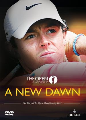 Rent A New Dawn: The Story of the Open Golf Championship 2014 Online DVD Rental